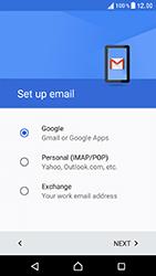 Sony Xperia XZ (F8331) - E-mail - Manual configuration (gmail) - Step 9