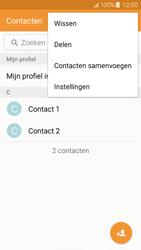 Samsung J500F Galaxy J5 - Contactgegevens overzetten - delen via Bluetooth - Stap 5