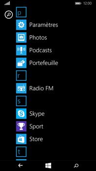 Microsoft Lumia 640 XL - Internet - Configuration manuelle - Étape 3