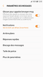 Samsung Galaxy Xcover 4 - SMS - Configuration manuelle - Étape 6