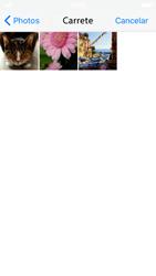 Apple iPhone SE iOS 11 - Mensajería - Escribir y enviar un mensaje multimedia - Paso 12