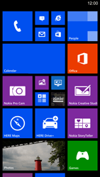 Nokia Lumia 1520 - Email - Manual configuration POP3 with SMTP verification - Step 1
