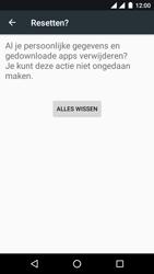 Android One GM5 - Toestel reset - terugzetten naar fabrieksinstellingen - Stap 7
