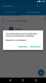 Huawei Google Nexus 6P - Contactgegevens overzetten - delen via Bluetooth - Stap 9