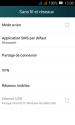 Huawei Y3 - Internet - Configuration manuelle - Étape 7