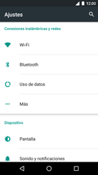 Motorola Moto G 3rd Gen. (2015) (XT1541) - Internet - Configurar Internet - Paso 4