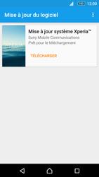 Sony Xperia M5 - Réseau - Installation de mises à jour - Étape 7