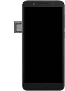 Alcatel 1X - Premiers pas - Insérer la carte SIM - Étape 5