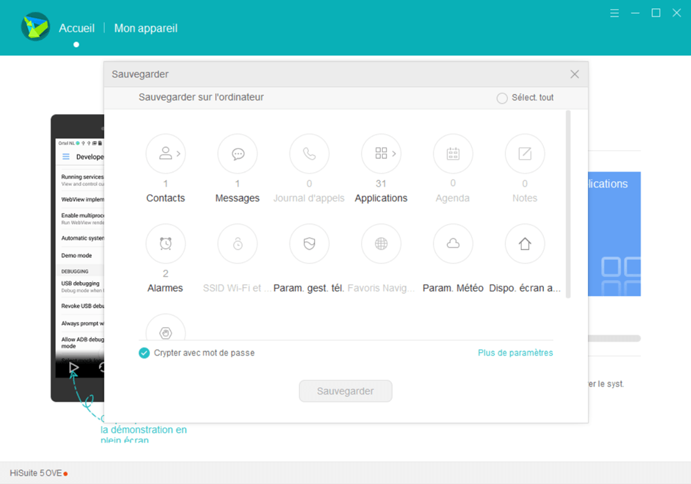 Huawei Mate 20 lite - Aller plus loin - Gérer vos données avec un ordinateur - Étape 6