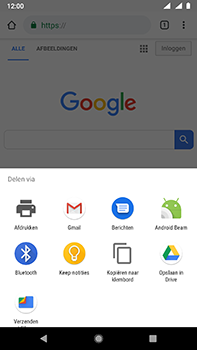 Nokia 6-1-dual-sim-android-pie - Internet - Hoe te internetten - Stap 22