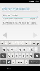 Sony Xperia Z2 - Premiers pas - Créer un compte - Étape 14