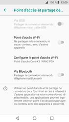 Crosscall Core X3 - Internet et connexion - Partager votre connexion en Wi-Fi - Étape 6
