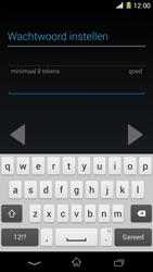 Sony Xperia Z1 4G (C6903) - Applicaties - Account aanmaken - Stap 11