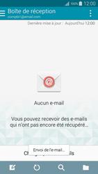 Samsung A500FU Galaxy A5 - E-mail - envoyer un e-mail - Étape 17