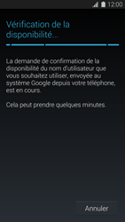 Samsung G900F Galaxy S5 - Applications - Créer un compte - Étape 9