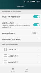 Huawei Y635 Dual SIM - WiFi en Bluetooth - Bluetooth koppelen - Stap 5