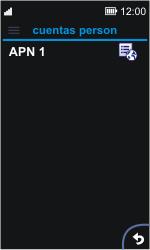 Nokia Asha 311 - Internet - Configurar Internet - Paso 14