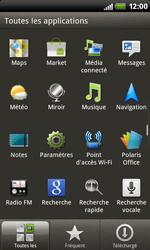 HTC S510b Rhyme - Réseau - Utilisation à l