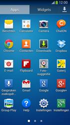 Samsung C105 Galaxy S IV Zoom LTE - E-mail - handmatig instellen - Stap 3
