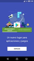 Sony Xperia XZ - Android Nougat - Aplicaciones - Tienda de aplicaciones - Paso 18