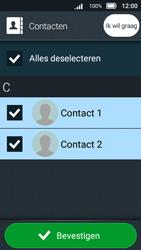 Doro 8031 (Model DSB-0010) - Contacten en data - Contacten kopiëren van SIM naar toestel - Stap 9