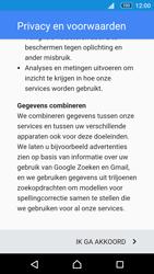 Sony Xperia M5 (E5603) - Applicaties - Account aanmaken - Stap 15