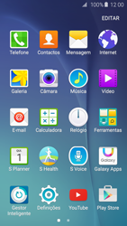 Samsung Galaxy S6 - Aplicações - Como pesquisar e instalar aplicações -  3