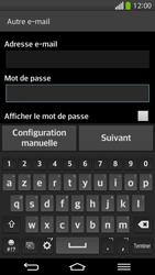 LG D955 G Flex - E-mail - Configuration manuelle - Étape 7
