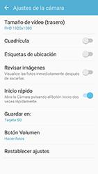 Samsung Galaxy J5 (2016) - Funciones básicas - Uso de la camára - Paso 8