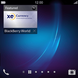 BlackBerry Q5 - Applications - Downloading applications - Step 14