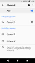 Sony xperia-xa1-g3121-android-oreo - Bluetooth - Headset, carkit verbinding - Stap 9
