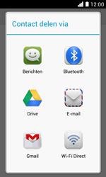 Huawei Ascend Y330 - Contactgegevens overzetten - delen via Bluetooth - Stap 8