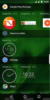 Motorola Moto G6 - Applications - Personnaliser l
