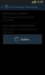 Samsung S7275 Galaxy Ace III - Bellen - in het buitenland - Stap 7