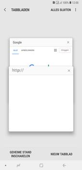 Samsung Galaxy A7 (2018) - Internet - hoe te internetten - Stap 18