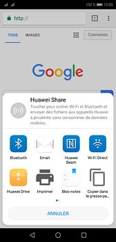 Huawei P20 - Internet et connexion - Naviguer sur internet - Étape 21