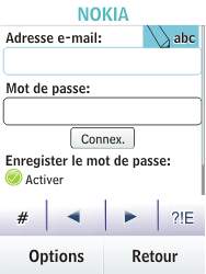 Nokia C2-03 - E-mail - Configuration manuelle - Étape 8