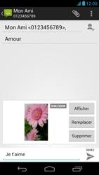 Acer Liquid E1 - Mms - Envoi d