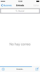 Apple iPhone SE iOS 10 - E-mail - Escribir y enviar un correo electrónico - Paso 15