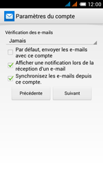 Alcatel OT-4033X Pop C3 - E-mail - Configuration manuelle - Étape 21