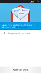 Samsung I9300 Galaxy S III - E-mail - Configurer l