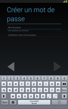 Samsung Galaxy Tab 3 8 4G - Premiers pas - Créer un compte - Étape 15