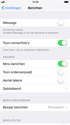 Apple iPhone 7 - iOS 12 - MMS - probleem met ontvangen - Stap 10