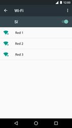 Motorola Moto G 3rd Gen. (2015) (XT1541) - WiFi - Conectarse a una red WiFi - Paso 6