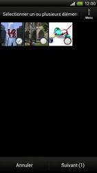 HTC S728e One X Plus - E-mail - envoyer un e-mail - Étape 12