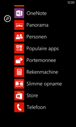 Nokia Lumia 720 - Applicaties - Account aanmaken - Stap 3