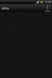 HTC Desire C - Internet - Internetverbindung - Manuelle Einstellung - Schritt 7