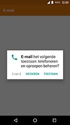 Crosscall Action X3 - E-mail - e-mail instellen: IMAP (aanbevolen) - Stap 5