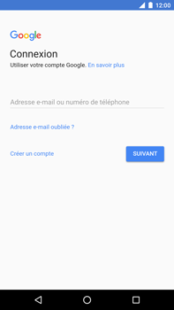 Huawei Nexus 6P - Android Oreo - E-mail - Configuration manuelle (gmail) - Étape 8