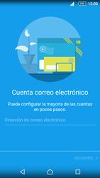 Sony Xperia Z5 - E-mail - Configurar correo electrónico - Paso 6